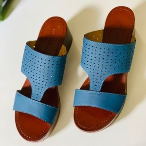 LUCKY BRAND WEDGES SANDALS